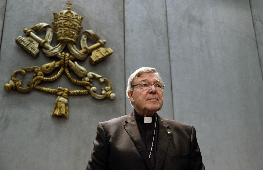 george pell, australien, den katolske kirke, katolocisme, tiltalt, misbrug, seksuelt misbrug, børn, pædofili, misbrug,