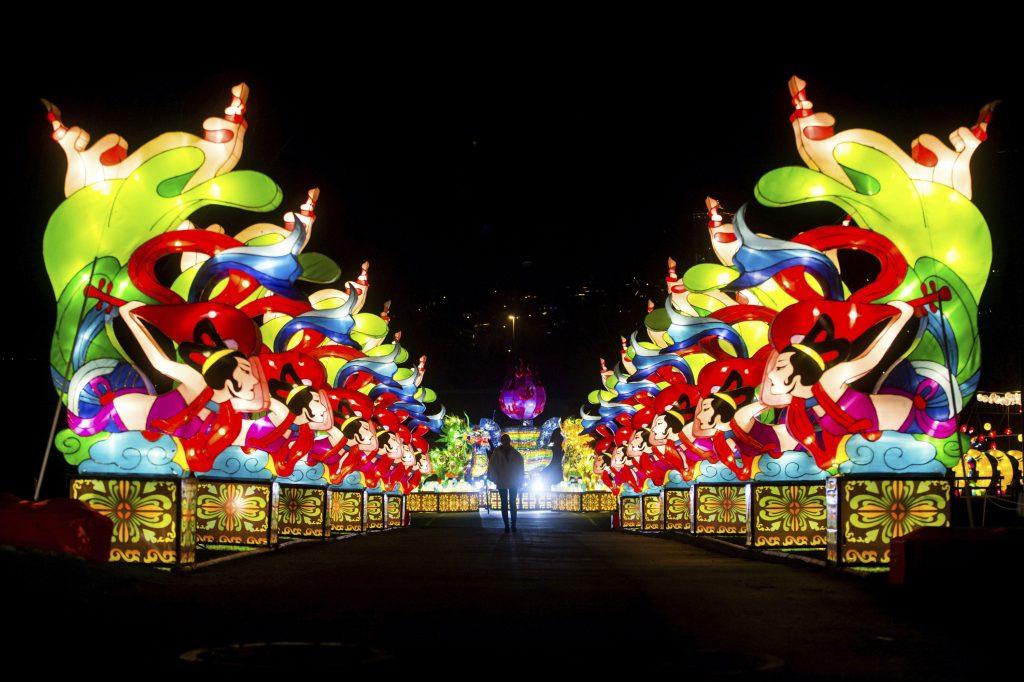 lys, lysfestival, festival, kinesisk lysfestival, canada, vancouver,