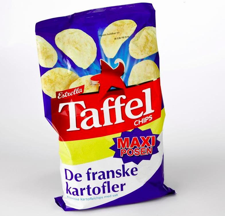 Franske kartofler serveres på 65 procent af julebordene i Danmark. (Foto: /ritzau/)