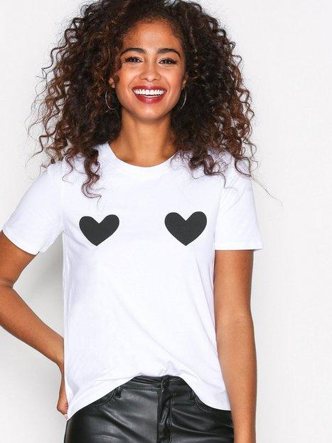 T-shirt, tøj, hjerter, valentin, valentine, valentinsdag, valentines day, kærlighed