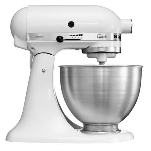 Indretningsnyheder 2018, kitchen aid, røremaskine, køkkenmaskine