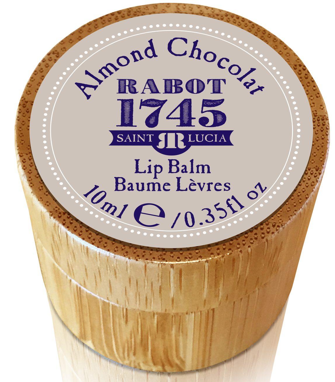 Chocolat Lip Balm rabot 1745