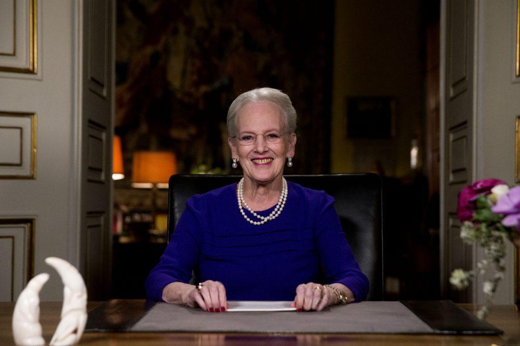dronning margrethe, dronning, royal, nytårstale, unyttig, slap af, tale, gode råd