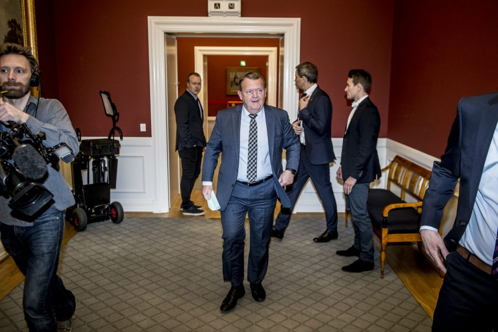lars løkke rasmussen, statsminister, df, dansk folkeparti, støtteparti, skattepolitik, skat, udlændingepolitik, skattelettelser
