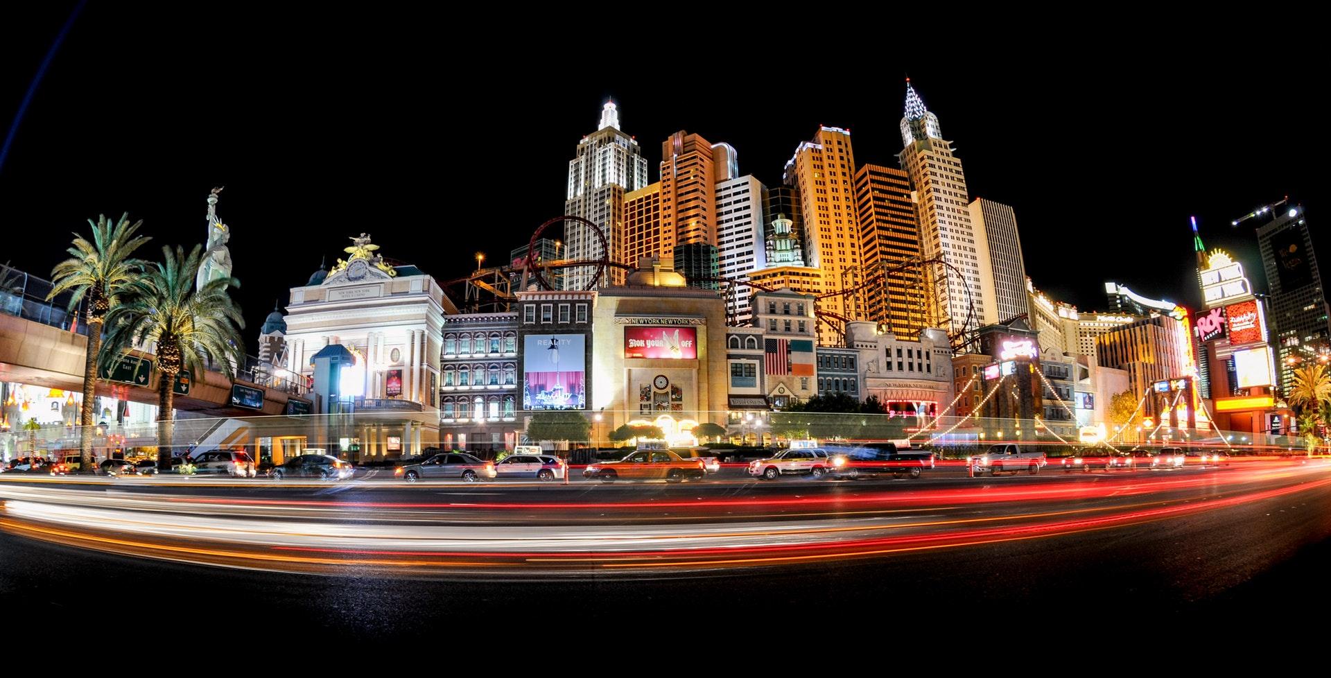 Syndens by, Las Vegas, casino, sneakers, sko, attraktioner, shop amok, varme, slap af