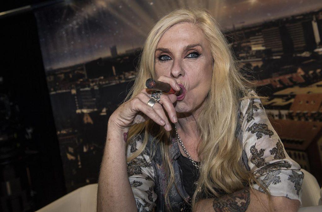 Sanne Salomonsen fik sin debut tilbage i 1972. Siden da har hun spillet musik, og nu er hun dommer i X Factor. (Foto: /ritzau/)