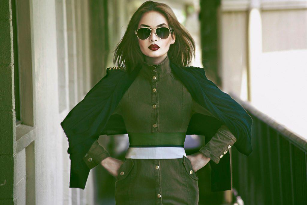 militærtøj, militærstøvler, militær, camouflage, camouflagetrenden, tendens, mode, stil, styling, stilguide
