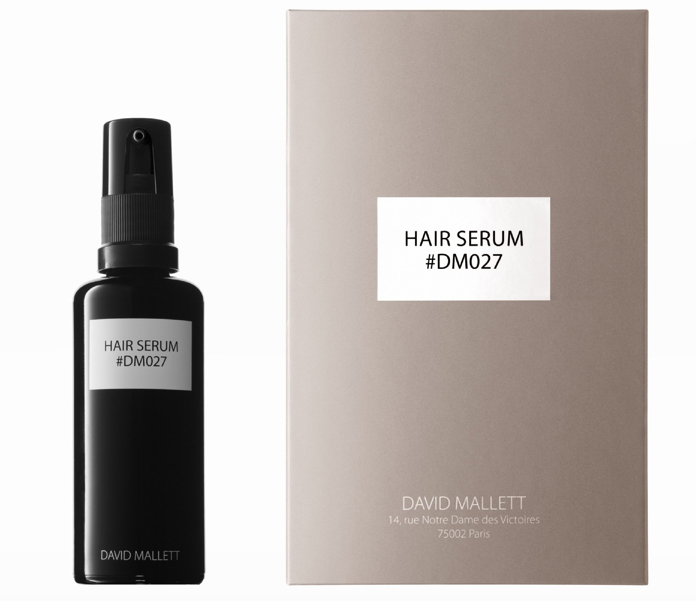 David Mallett serum hår