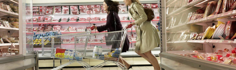 Såødan sparer du penge på dine indkøb i supermarkedet