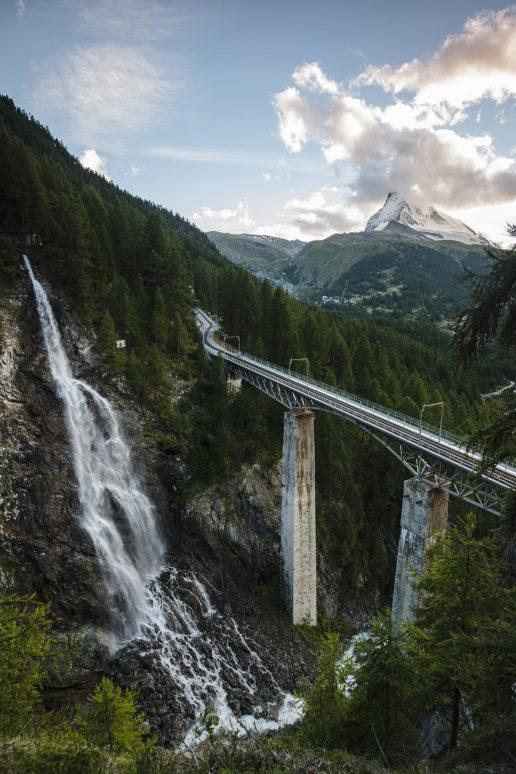 Interrail Schweiz
