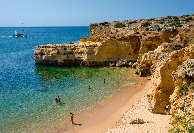 billig rejse ferie september 2016 albufeira portugal algarve