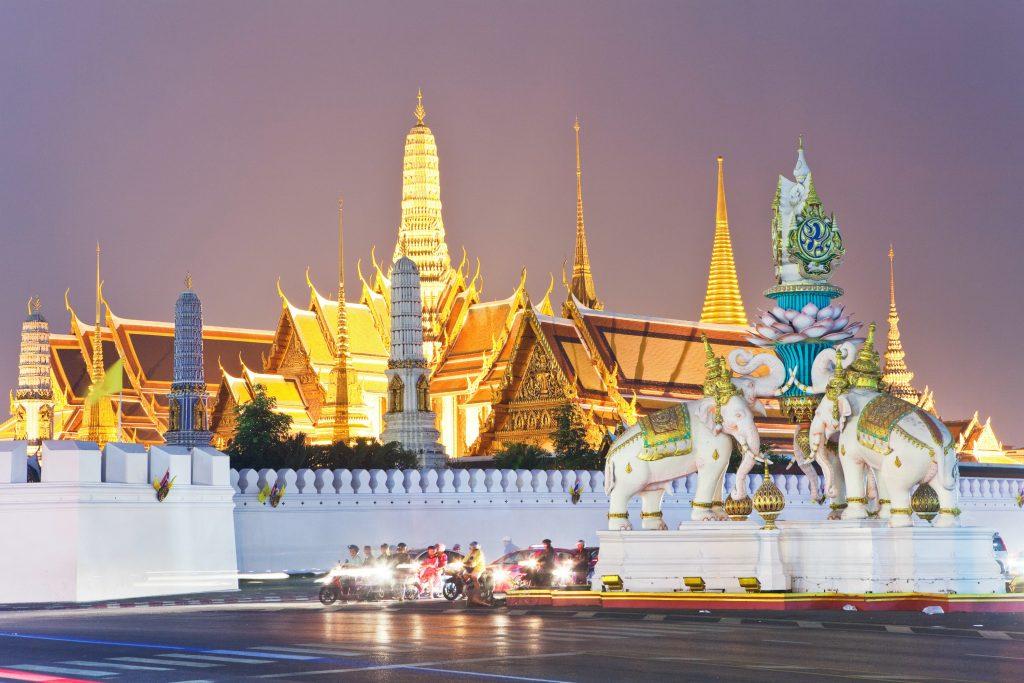 Billig ferie rejse til bangkok thailand i september 2016, drømmerejse