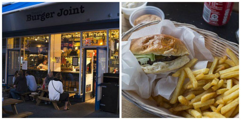 Ifølge Pigen og Pomfritten var Tommi's Burger Joint stedet, der skudte den nye burgerbølge igang. (Foto: Polfoto)