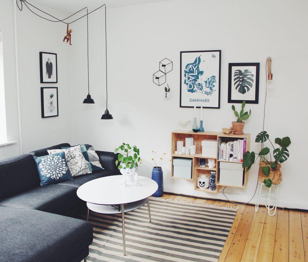 Mette jørgensen: inspiration til flere farver i din boligindretning