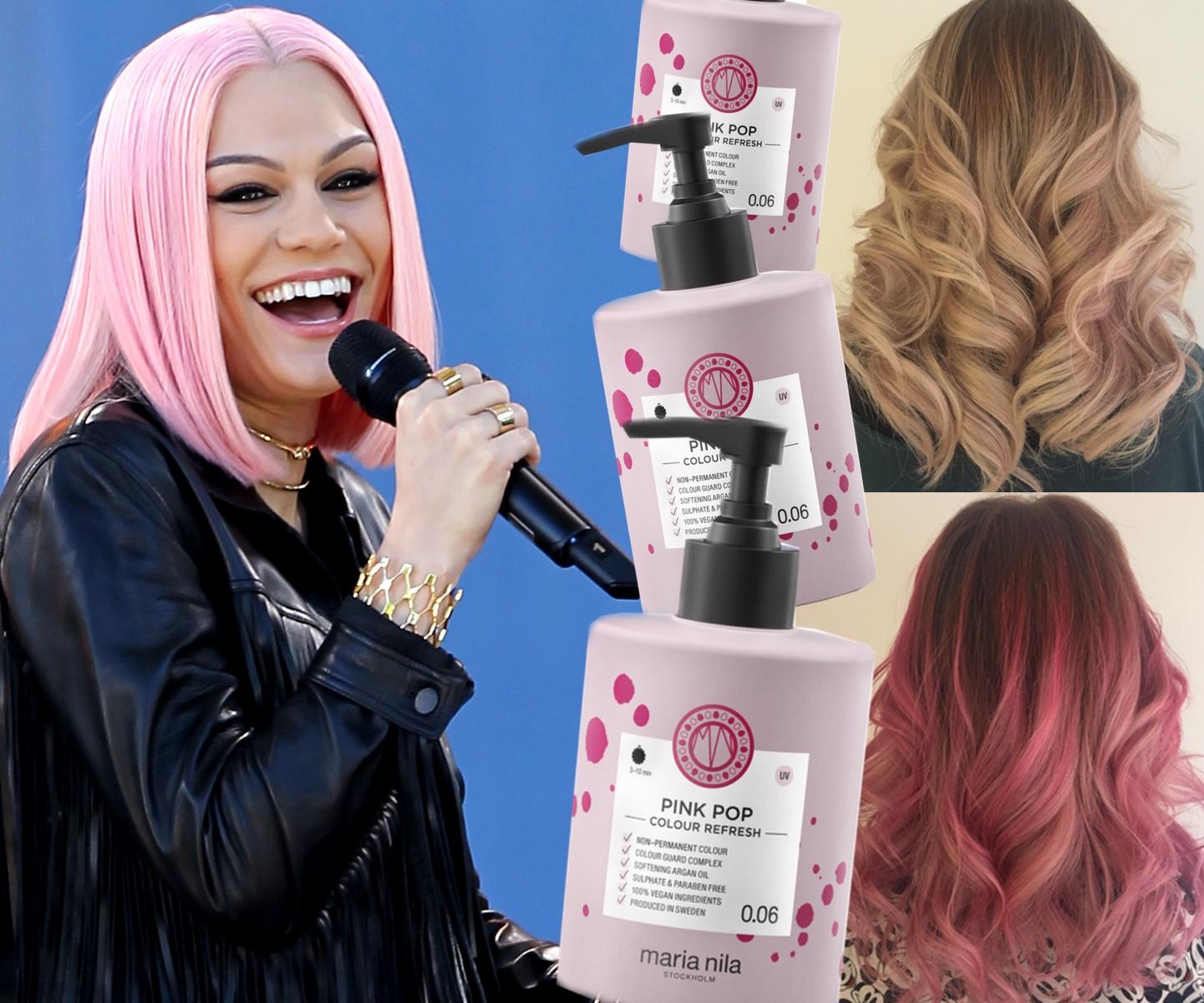 shampoo med hårfarve
