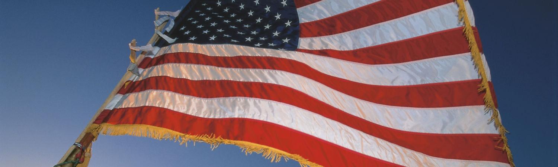 det amerikanske flag præsidentvalg donald trump præsidentkandidat