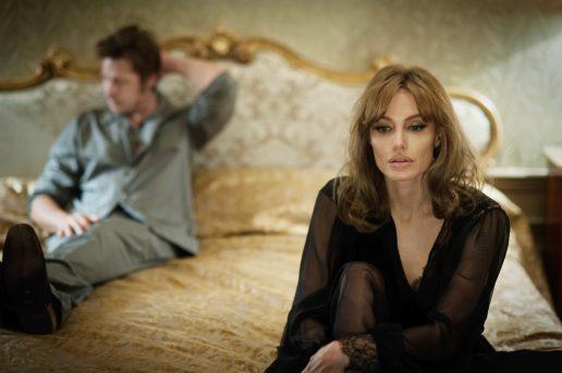 brad Pitt og Angelina Jolie i filmen By The Sea.