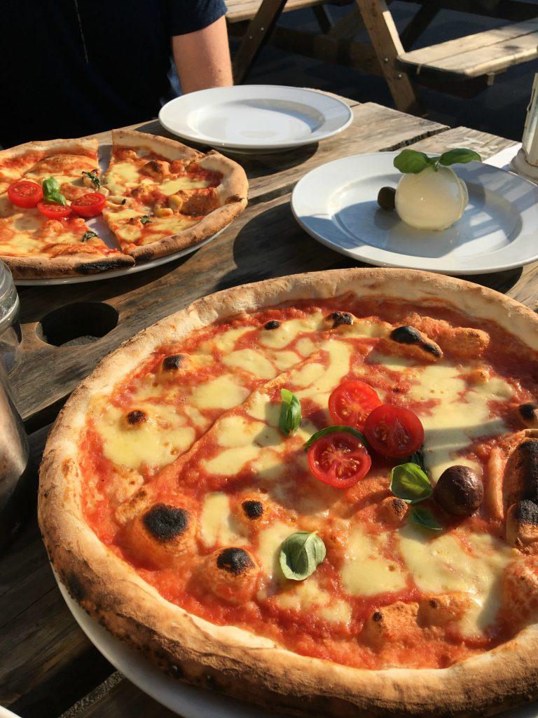 seawater pizza