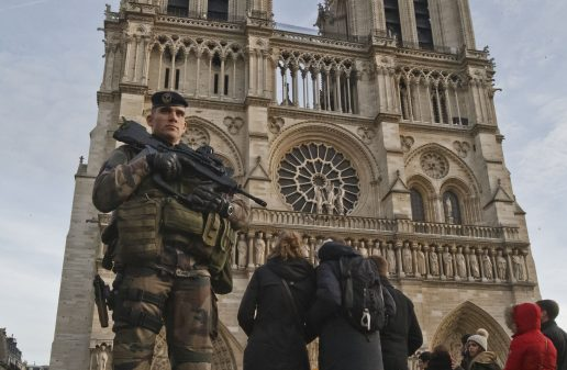 Notre Dame bombeangreb