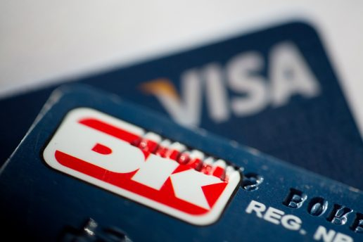 Dankort, VISA, kreditkort, betaling, NETS