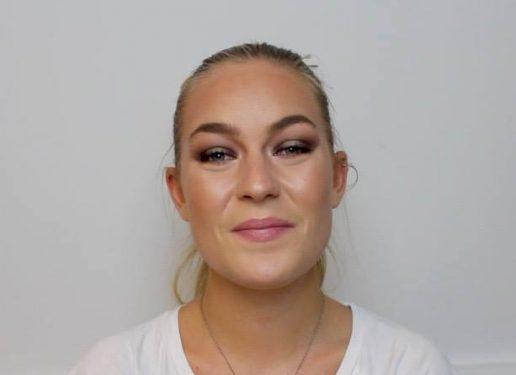 Efterårs makeup: Bliv klar til efterårets fester med denne videoguide Amalie