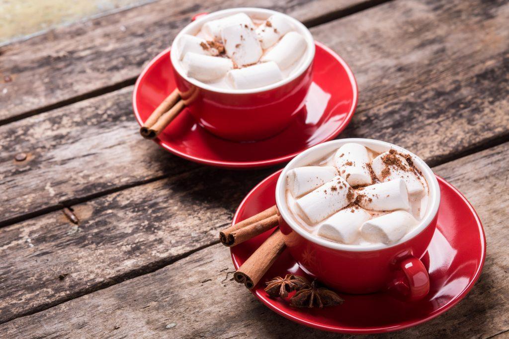 grunde til at elske efteråret varm kakao