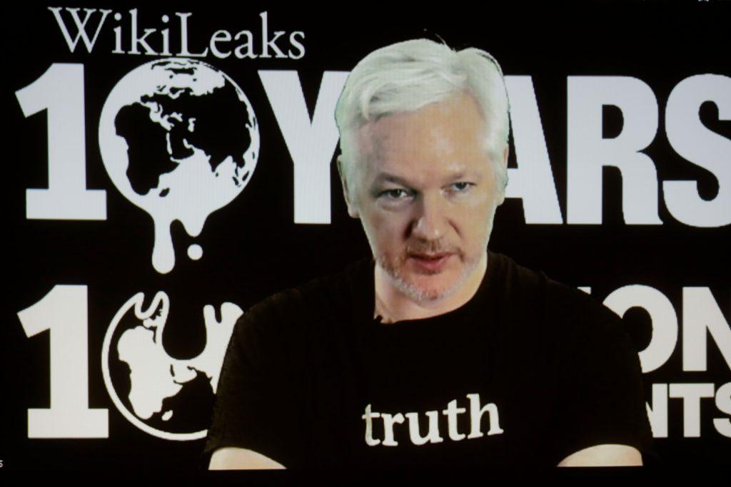 Wikileaks læk vælter ikke Clinton. (Foto: Polfoto)