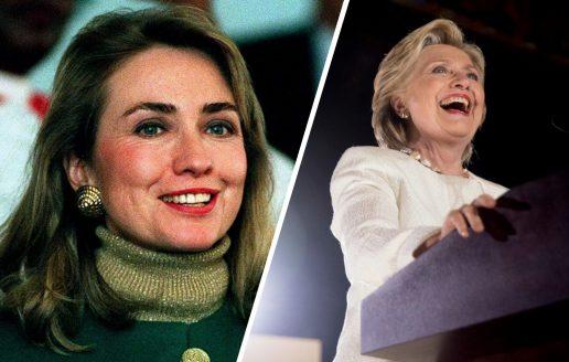 Hillary Clinton første kvinde. Hele historien. (Foto: Polfoto)