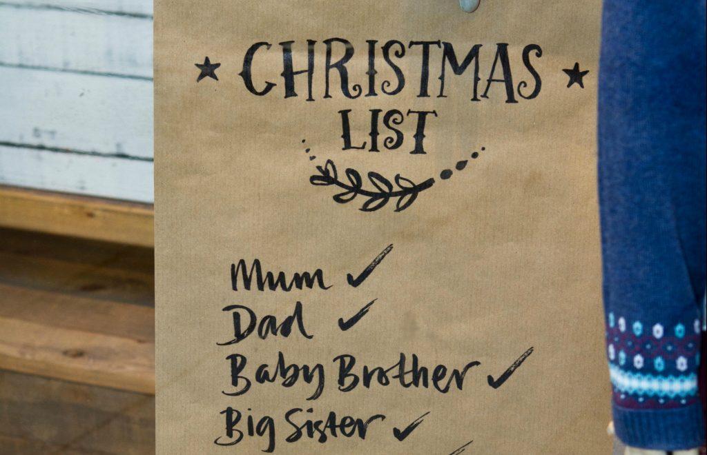 Planlæg dine juleindkøb. Så skrider du ikke for langt uden for budgettet. (Foto: All Over)