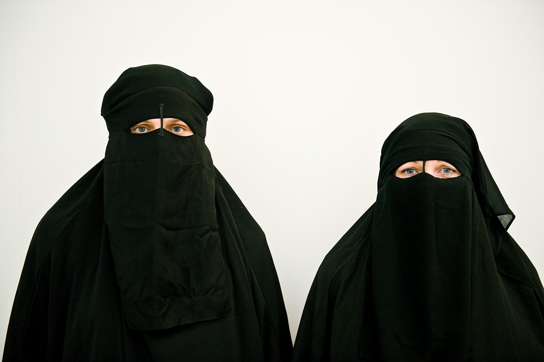 Burka bliver forbudt i Holland