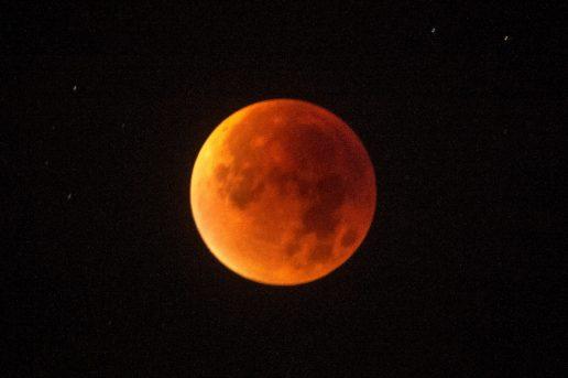 Supermånen kan kun ses af Bornholm