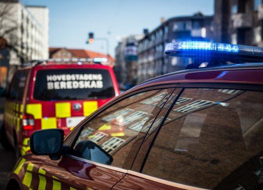 Københavnsk skole evakueret: Lærer og elever kaster op