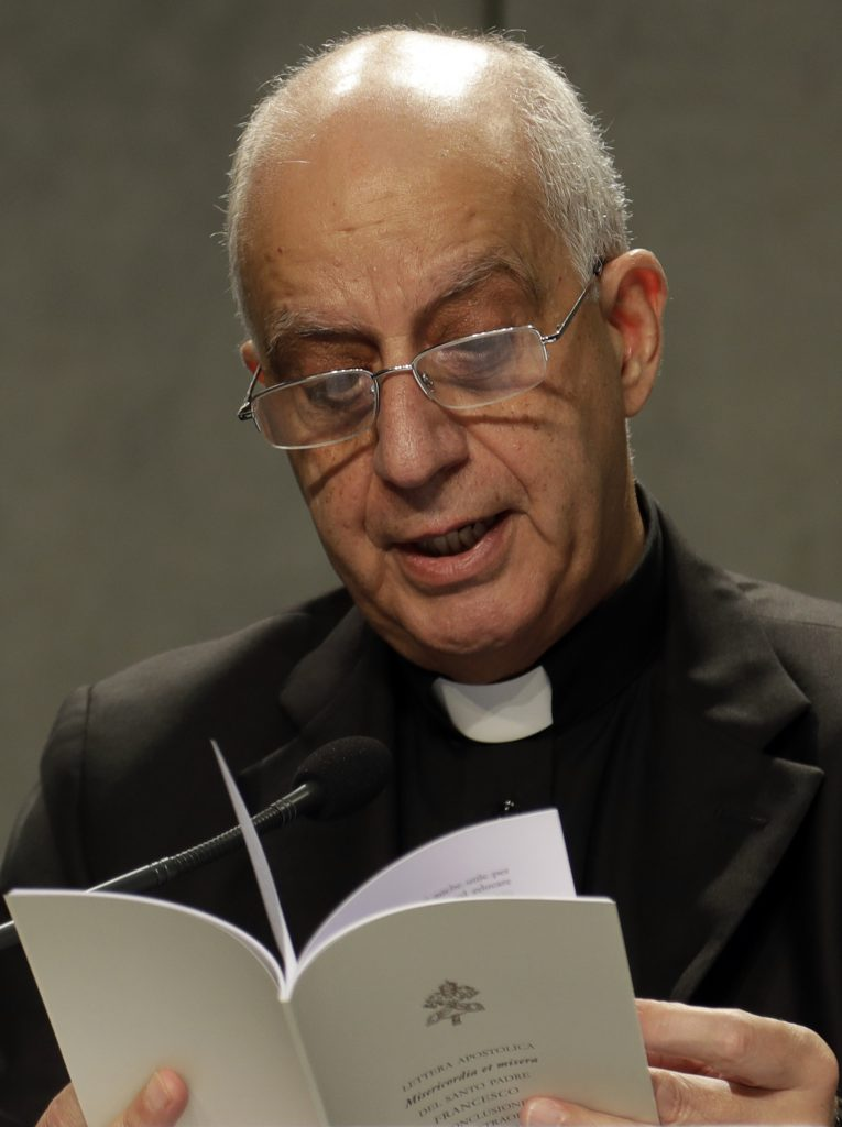 Paven tillader tilgivelse for abort