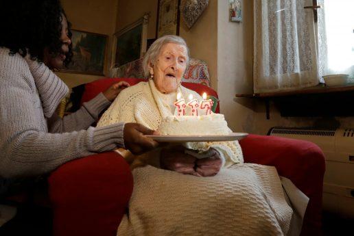 Verdens ældste fylder 117 år