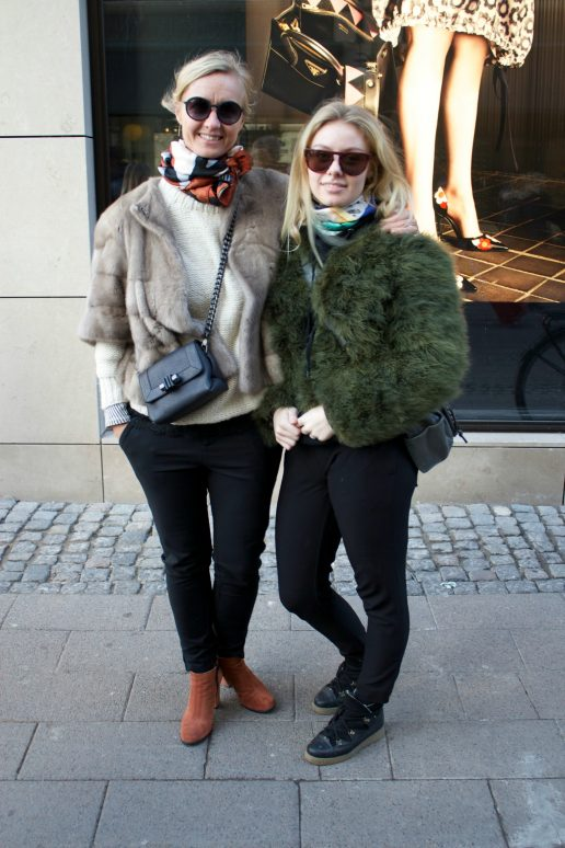 Streetstyle vinter (Foto: MDS)