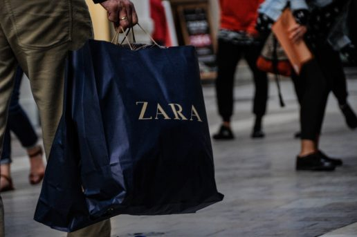 Zara afsløres i skattespekulationer for over 4 milliarder