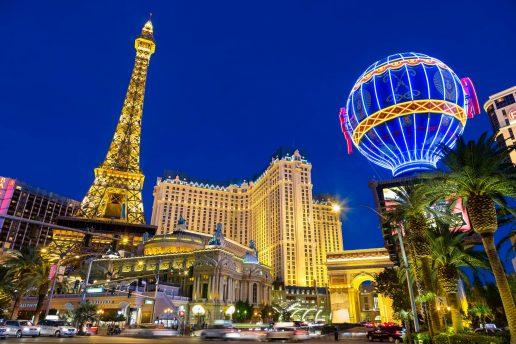 Las Vegas – syndens by – synder nu meget mindre på energikontoen. (Foto: All Over)