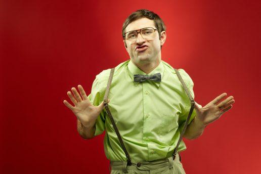 Hvor får mænd den usandsynligt gode selvtillid fra? (Foto: All Over)