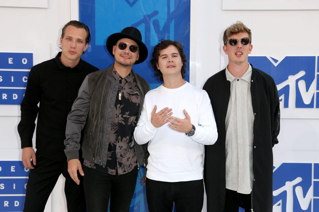 Lukas Graham nomineret til tre Grammys. (Foto: All Over)