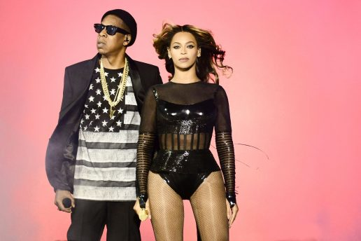 Beyonce og Jay-Z Run Tour (Foto: All Over)