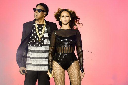 Beyonce og Jay-Z Run Tour (Foto: All Over)