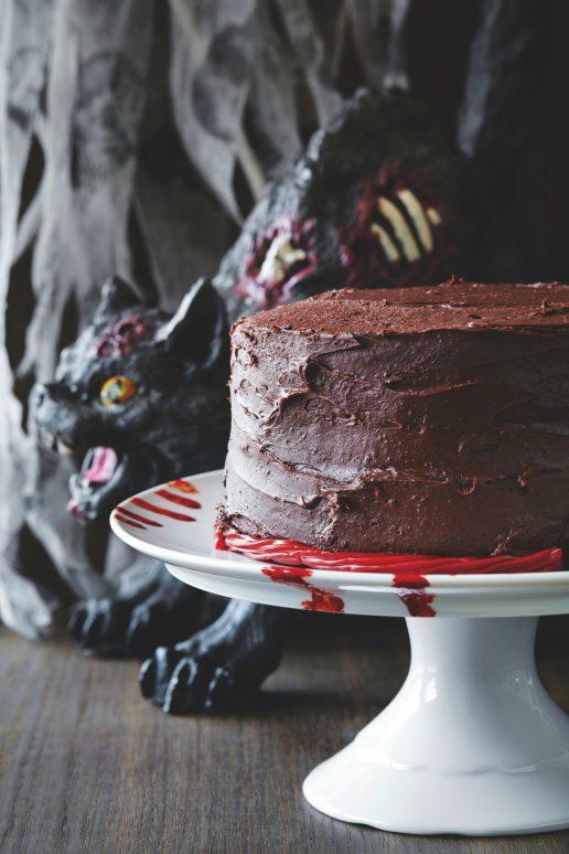 chokoladekage rufus