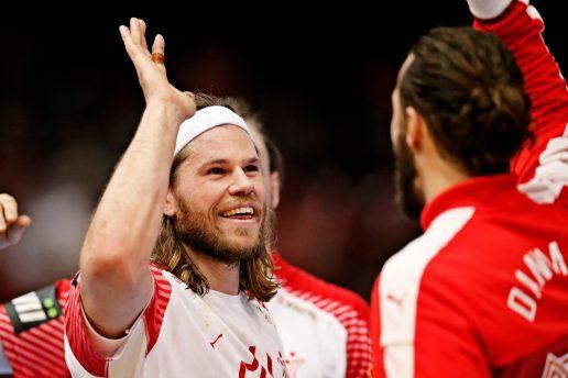 VM i håndbold, håndboldherrerne. Frankrig, Jesper Nøddesbo