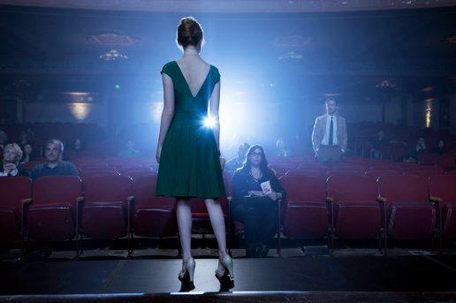 Oscar nomineret 2017 La La Land Emma Stone på en scene (Foto: All Over)