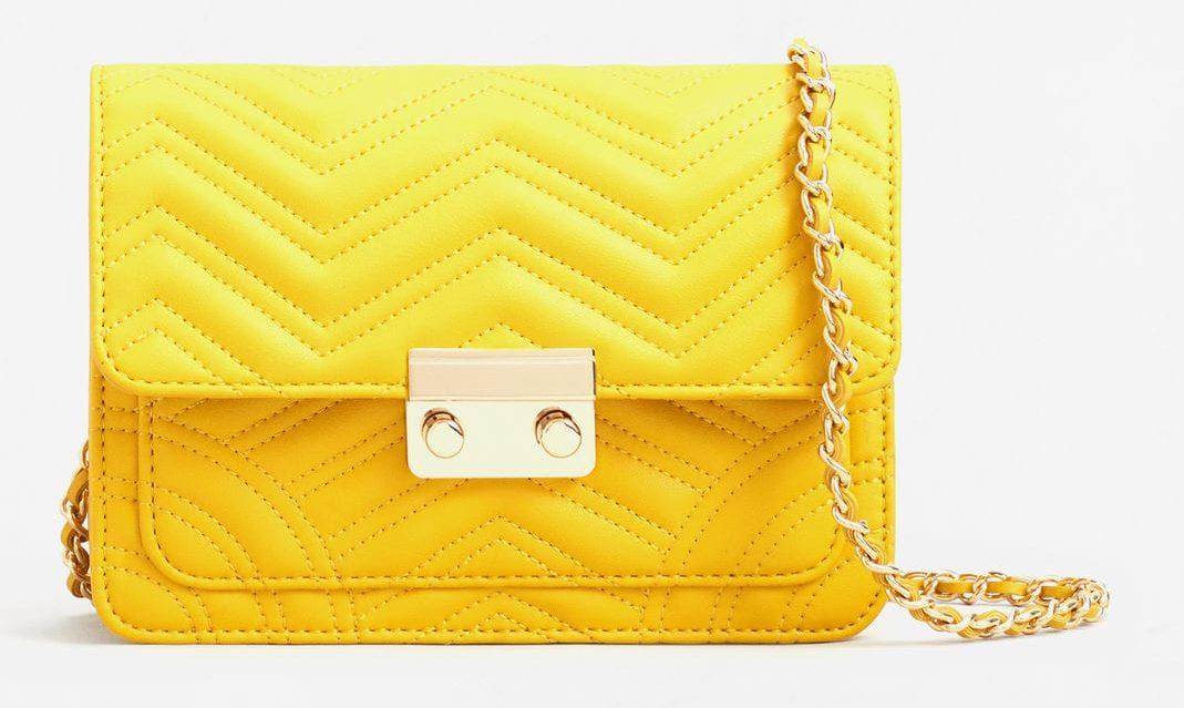 mango taske gul