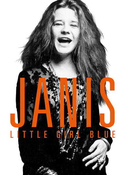 Netflix-dokumentarer. janis Joplin. Lille girl blue