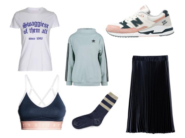 sport, fashion, athleisure