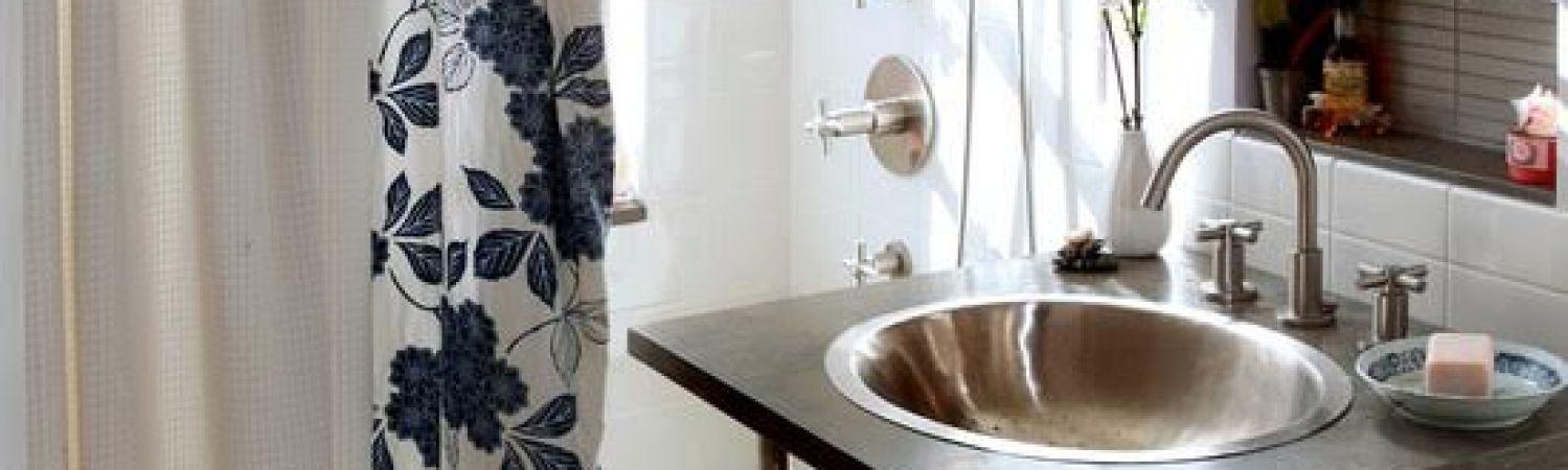 Houzz badeværelse