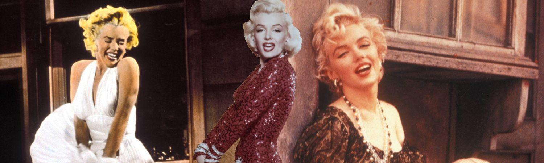 8b784f10 Stjæl Marilyn Monroes stil ved at lade dig inspirere af 50'erne. (Foto