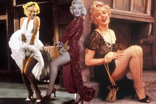 Stjæl Marilyn Monroes stil ved at lade dig inspirere af 50'erne. (Foto: All Over)